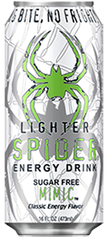 Spider Energy Drink Mimic Sugar Free
