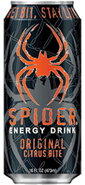 Spider Energy Drink Original