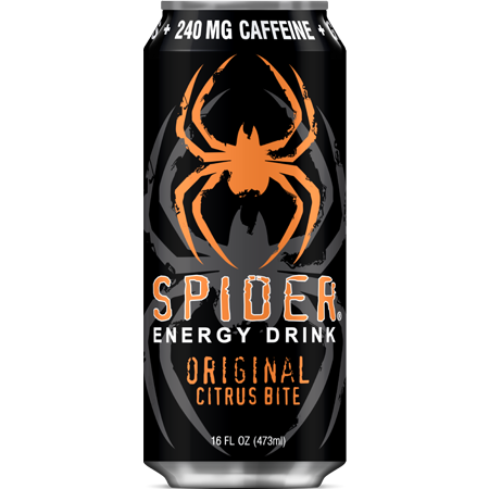 Original Spider Energy Drink
